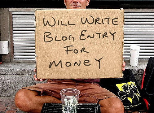 Writing for Money