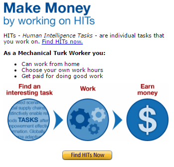 make money $6 per hour part-time through typing games